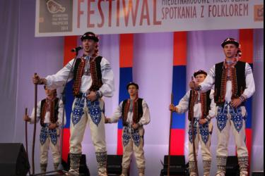 International Folk Meetings Malopolska